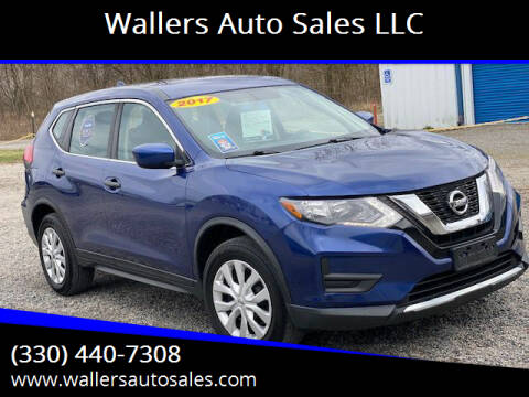 2017 Nissan Rogue for sale at Wallers Auto Sales LLC in Dover OH