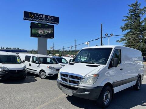 2007 Dodge Sprinter Cargo for sale at Lakeside Auto in Lynnwood WA