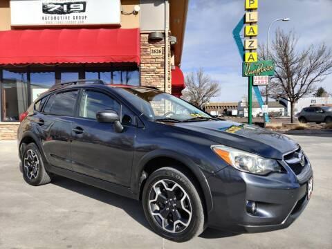 2015 Subaru XV Crosstrek for sale at 719 Automotive Group in Colorado Springs CO