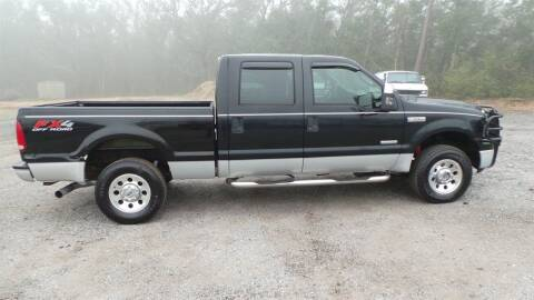 2005 Ford F-250 Super Duty for sale at action auto wholesale llc in Lillian AL