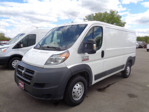 2014 RAM ProMaster Cargo for sale at King Cargo Vans INC in Savage MN