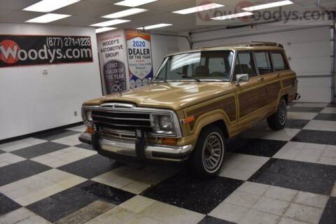 1987 Jeep Grand Wagoneer for sale at WOODY'S AUTOMOTIVE GROUP in Chillicothe MO