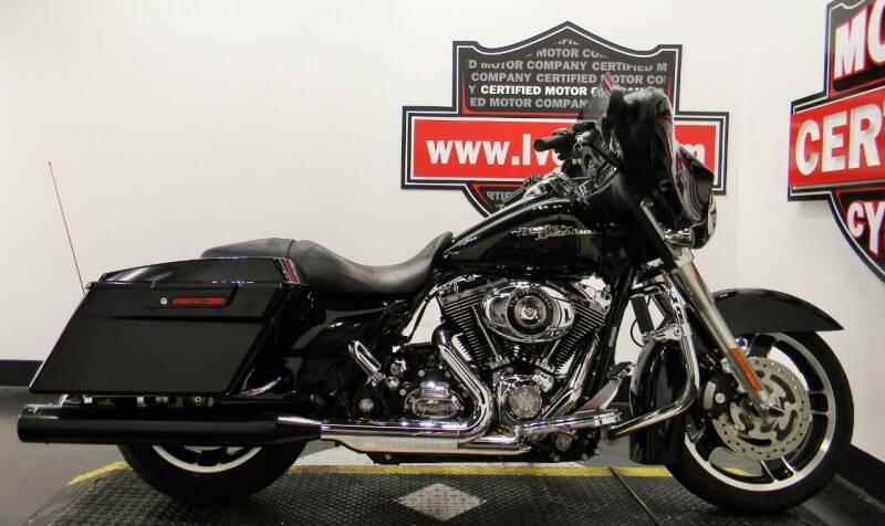 2010 Harley-Davidson Street Glide for sale at Certified Motor Company in Las Vegas NV