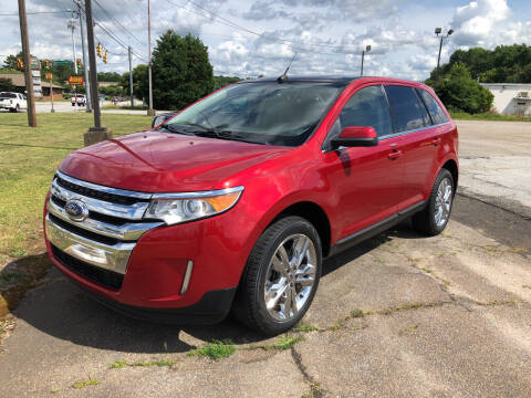 2012 Ford Edge for sale at Haynes Auto Sales Inc in Anderson SC