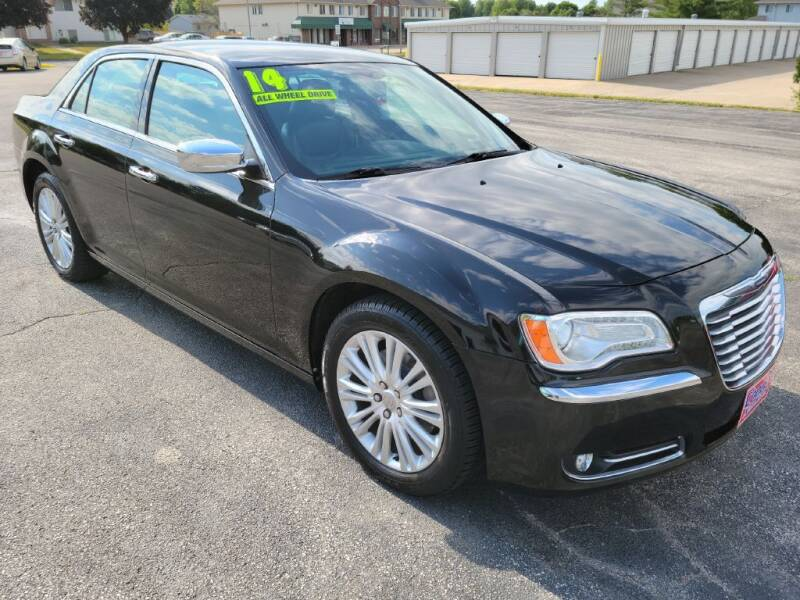 2014 Chrysler 300 for sale at Cooley Auto Sales in North Liberty IA