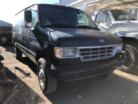 1993 Ford E-250 for sale at Brand X Inc. in Mound House NV