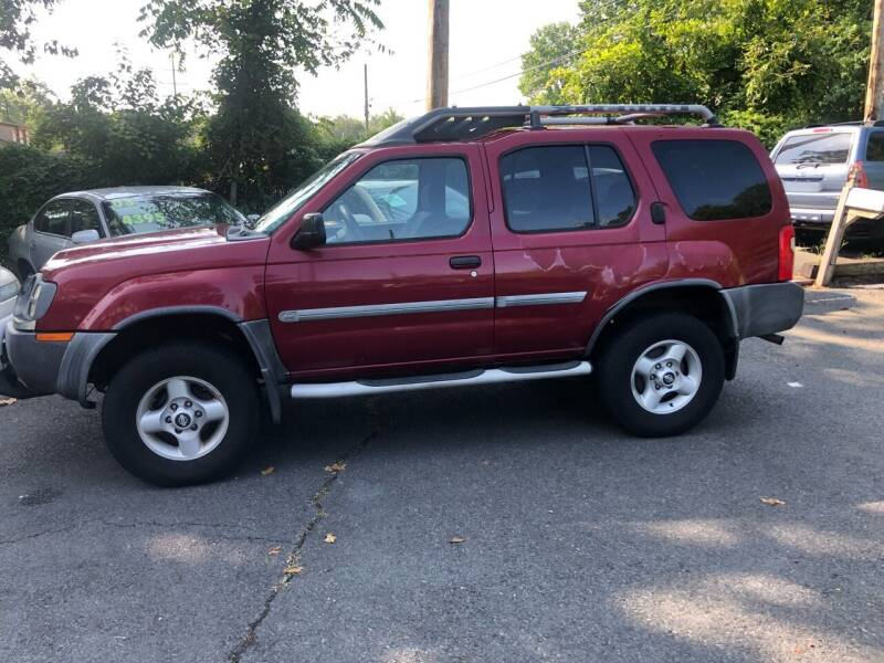 2002 Nissan Xterra for sale at 22nd ST Motors in Quakertown PA