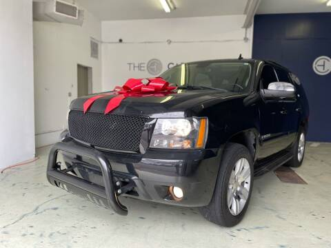 2007 Chevrolet Tahoe for sale at The Car House of Garfield in Garfield NJ
