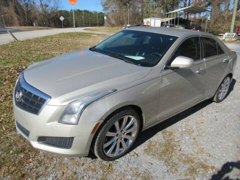 2013 Cadillac ATS for sale at Dallas Auto Mart in Dallas GA