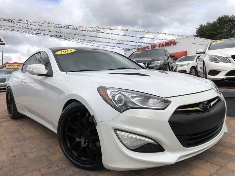 2013 Hyundai Genesis Coupe for sale at Cars of Tampa in Tampa FL