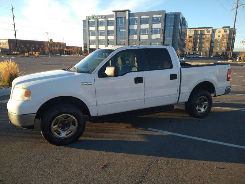 2005 Ford F-150 for sale at ALL ACCESS AUTO in Murray UT