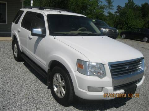2010 Ford Explorer for sale at Judy's Cars in Lenoir NC