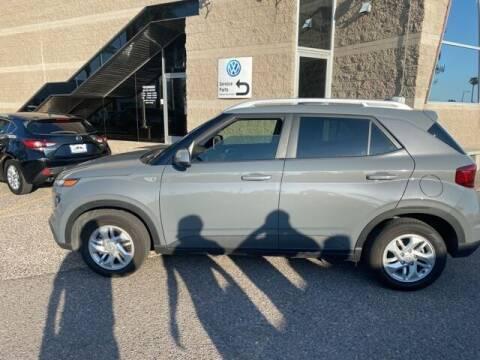 2020 Hyundai Venue for sale at Camelback Volkswagen Subaru in Phoenix AZ