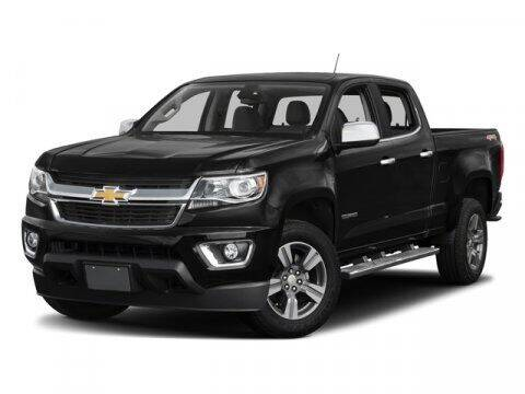 2018 Chevrolet Colorado for sale at Wally Armour Chrysler Dodge Jeep Ram in Alliance OH