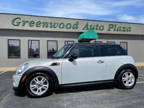 2013 MINI Hardtop for sale at Greenwood Auto Plaza in Greenwood MO