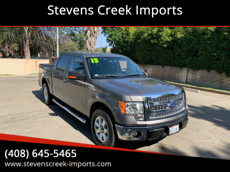 2013 Ford F-150 for sale at Stevens Creek Imports in San Jose CA