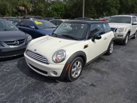 2009 MINI Cooper for sale at DONNY MILLS AUTO SALES in Largo FL