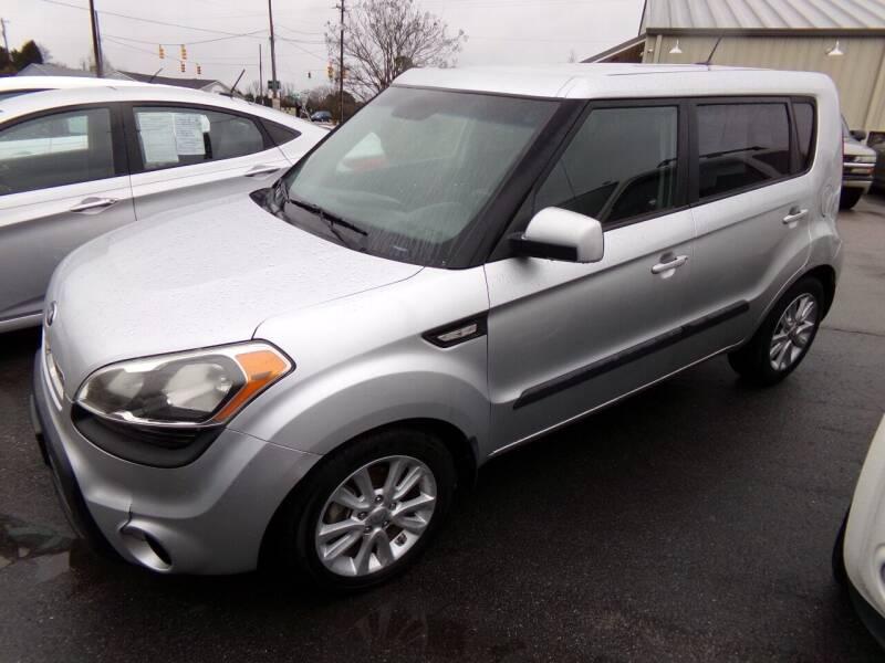 2013 Kia Soul for sale at Creech Auto Sales in Garner NC