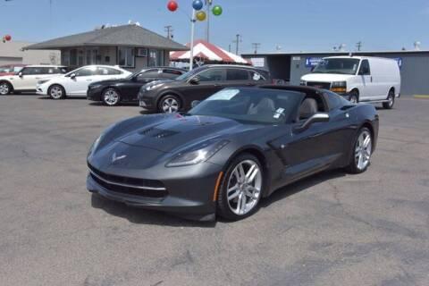 2019 Chevrolet Corvette for sale at Choice Motors in Merced CA