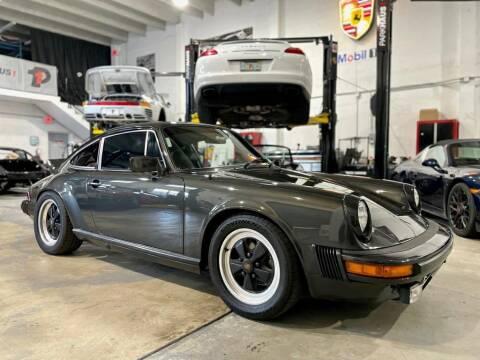 1980 Porsche 911 for sale at PARKHAUS1 in Miami FL