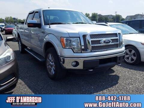 2012 Ford F-150 for sale at Jeff D'Ambrosio Auto Group in Downingtown PA