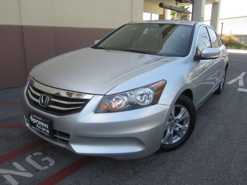 2012 Honda Accord for sale at PREFERRED MOTOR CARS in Covina CA