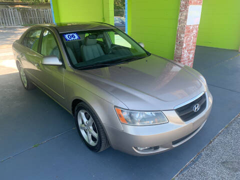 2006 Hyundai Sonata for sale at Autos to Go of Florida in Daytona Beach FL