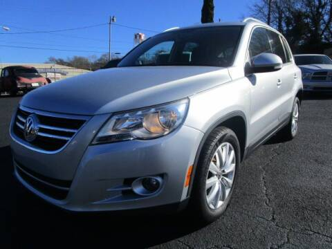 2011 Volkswagen Tiguan for sale at Lewis Page Auto Brokers in Gainesville GA