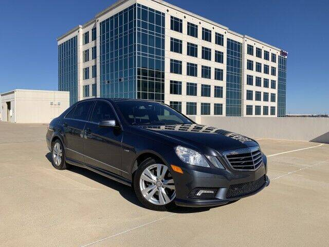 2011 Mercedes-Benz E-Class for sale at SIGNATURE Sales & Consignment in Austin TX