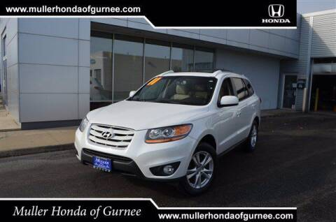 2011 Hyundai Santa Fe for sale at RDM CAR BUYING EXPERIENCE in Gurnee IL