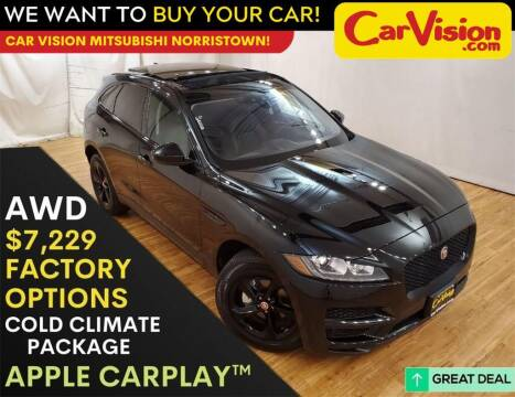 2020 Jaguar F-PACE for sale at Car Vision Mitsubishi Norristown in Trooper PA