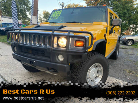 2003 HUMMER H2 for sale at Best Cars R Us in Plainfield NJ