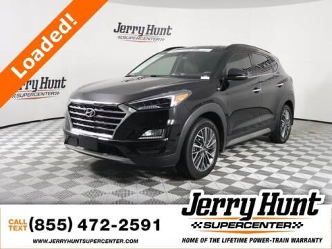 2019 Hyundai Tucson for sale at Jerry Hunt Supercenter in Lexington NC