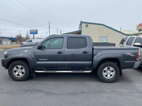 2011 Toyota Tacoma for sale at Auto Image Auto Sales Chubbuck in Chubbuck ID