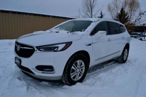 2020 Buick Enclave for sale at Jackson Hole Ford of Alpine in Alpine WY