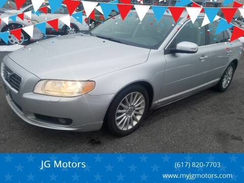2008 Volvo S80 for sale at JG Motors in Worcester MA