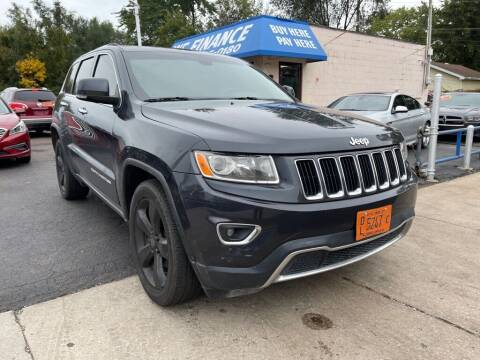 2014 Jeep Grand Cherokee for sale at Great Lakes Auto House in Midlothian IL