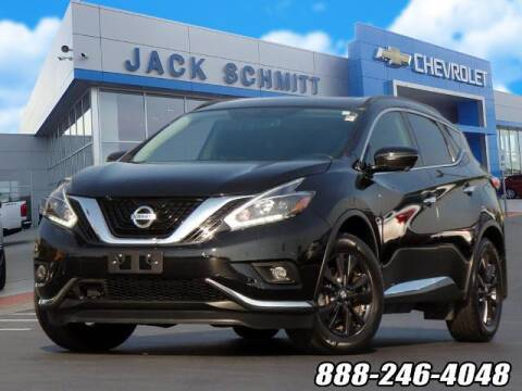 2018 Nissan Murano for sale at Jack Schmitt Chevrolet Wood River in Wood River IL