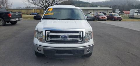 2013 Ford F-150 for sale at Jacks Auto Sales in Mountain Home AR