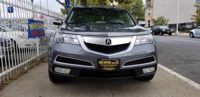 2010 Acura MDX for sale at KING MOTORS AUTO SALES, INC in Newark NJ