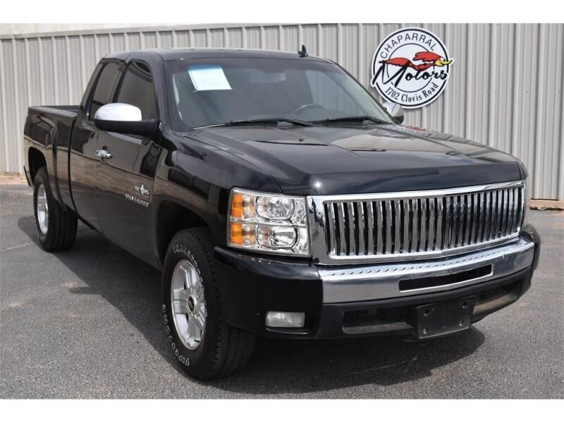 2012 Chevrolet Silverado 1500 for sale at Chaparral Motors in Lubbock TX