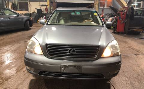 2002 Lexus LS 430 for sale at Six Brothers Auto Sales in Youngstown OH