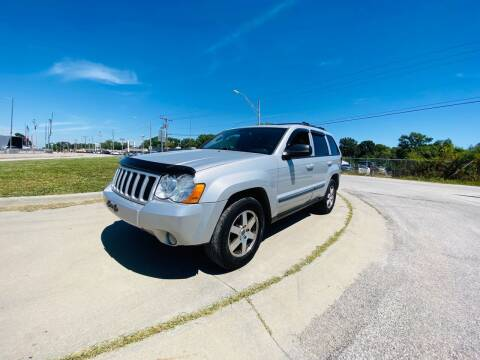 2008 Jeep Grand Cherokee for sale at Xtreme Auto Mart LLC in Kansas City MO