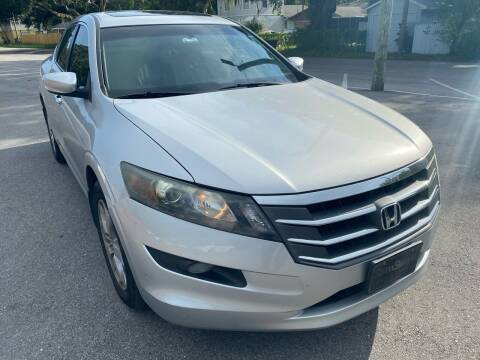 2010 Honda Accord Crosstour for sale at Consumer Auto Credit in Tampa FL