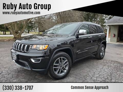 2019 Jeep Grand Cherokee for sale at Ruby Auto Group in Hudson OH