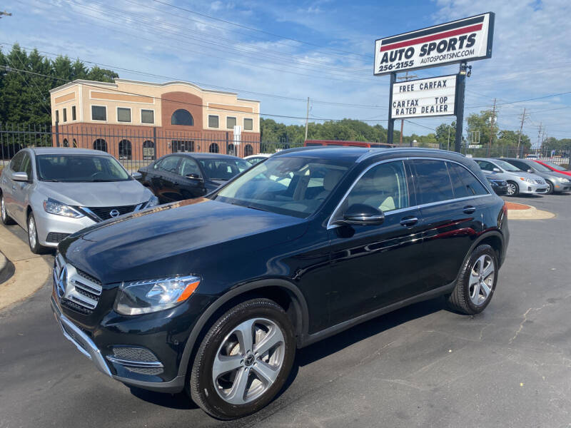 2019 Mercedes-Benz GLC for sale at Auto Sports in Hickory NC