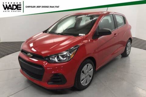 2017 Chevrolet Spark for sale at Stephen Wade Pre-Owned Supercenter in Saint George UT