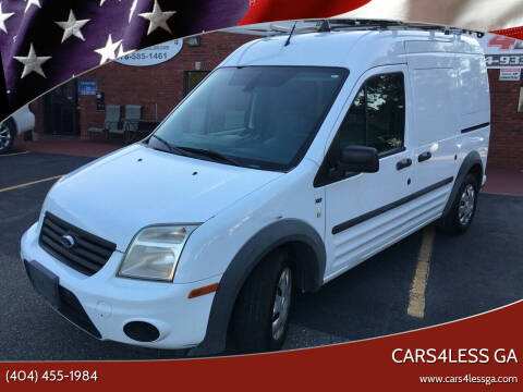 2013 Ford Transit Connect for sale at Cars4Less GA in Alpharetta GA