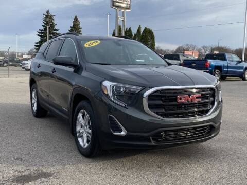 2018 GMC Terrain for sale at Betten Baker Preowned Center in Twin Lake MI