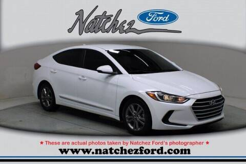 2017 Hyundai Elantra for sale at Auto Group South - Natchez Ford Lincoln in Natchez MS